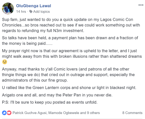 gbenga post